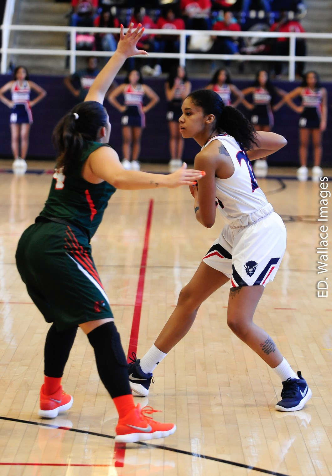 3112036426d6 Howard Women s Basketball Hosts the FAMU Rattlers to Open Conference Play