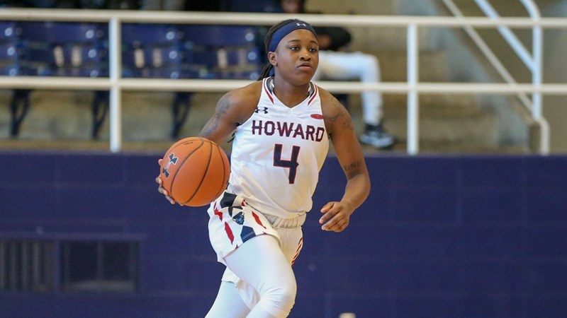 Howard Women's Basketball Set to Play a Pair of Nonconference Matchups