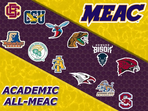 24 Bison Earn MEAC Indoor Track & Field Academic Honors - Howard University Athletics