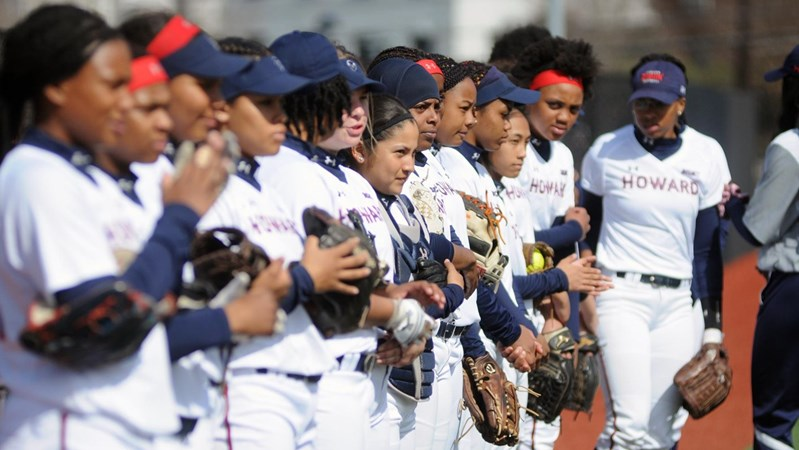Howard Softball Opens Conference Play Against Maryland Eastern Shore - Howard University Athletics